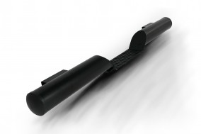 AC-421-B Tube Step Bumper G with Black Powder Coating