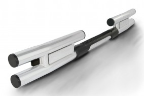 AC-427-C Rear Step Bar with Chrome Plated Steel