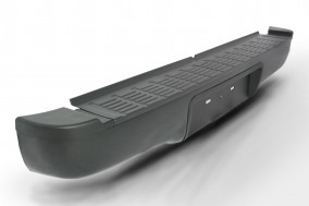AC-440-EB Factory Style Bumper with black powder coating